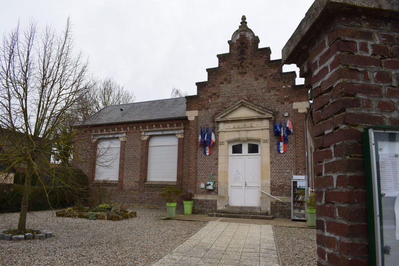 Mairie de Fourdrinoy